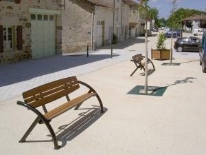 Aménagements Urbain pour Collectivités - Jean-Paul Husson