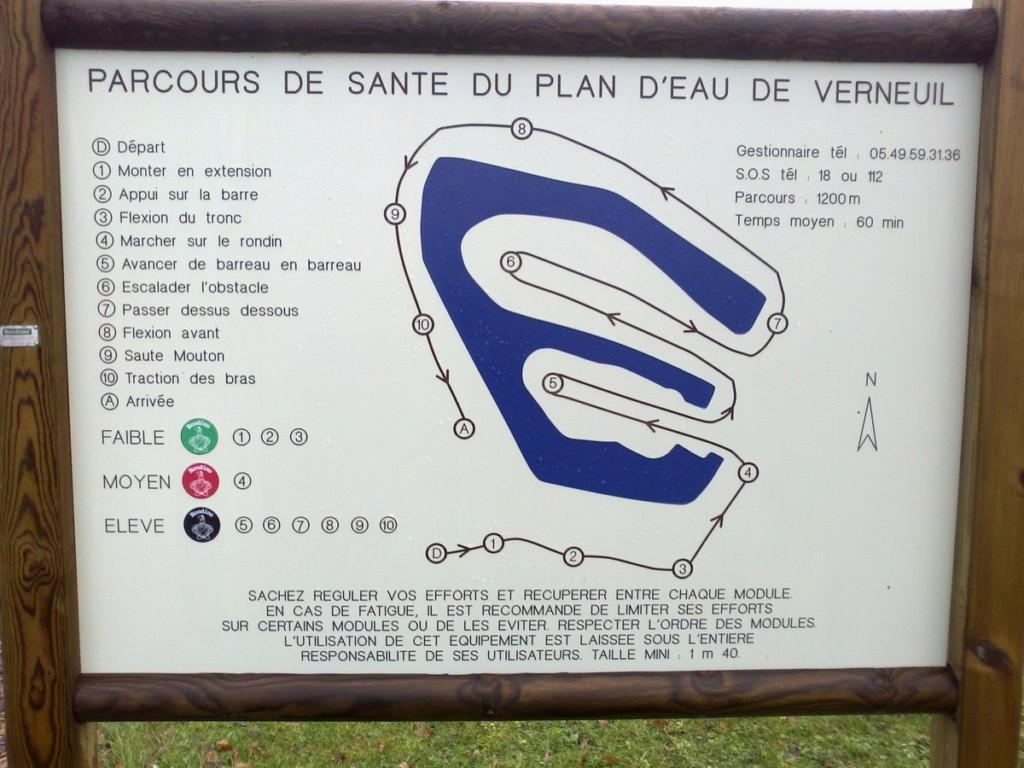 Parcours de santé - Aménagement Bois pour Collectivités - Jean-Paul Husson