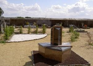 Fontaine - Espace cinéraire pour Collectivités - Jean-Paul Husson