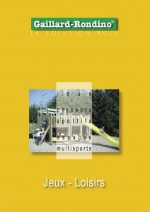 Catalogue Jeux et Loisirs - Aménagement Espace Ludique - Jean-Paul Husson
