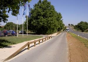 Glissière de Sécurité - Aménagements Bois pour Collectivités - Jean-Paul Husson