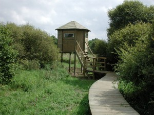 cabane bois - Aménagements Bois pour Collectivités - Jean-Paul Husson