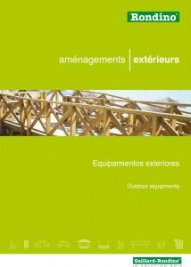 Catalogue Aménagement Bois - G.Rondino - Jean-Paul Husson
