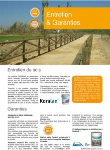 Entretien des Améangements Bois pour collectivités - G.Rondino - Jean-Paul Husson