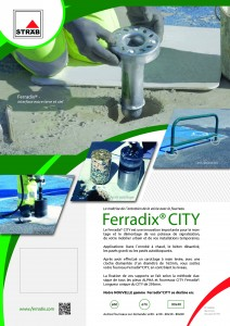 fourreau City Ferradix
