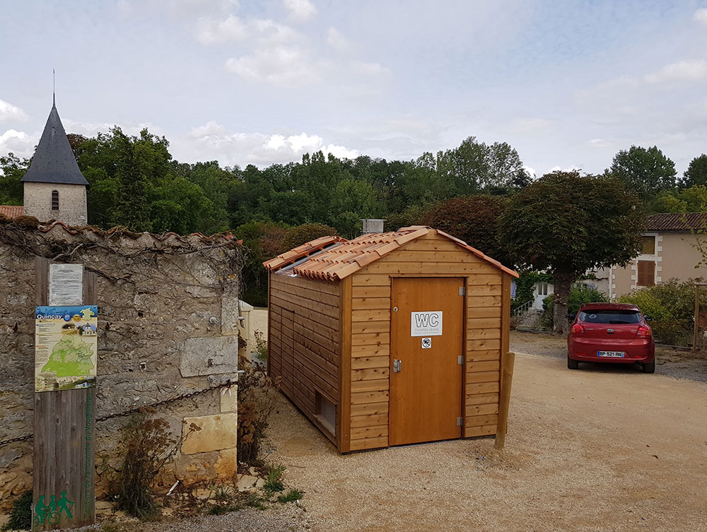 Toilette Publique Autonome pour Collectivités - Jean-Paul Husson - Services et conseils techniques de professionnel en Poitou-Charente, Sud-Pays de Loire et Centre-Ouest