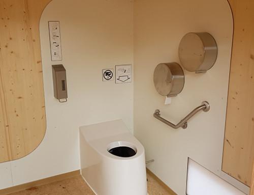 Toilette Publique Autonome