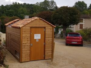 Toilette Publique Autonome pour Collectivités - Jean-Paul Husson
