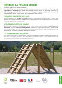 Catalogue SPORTS-RONDINO-2019 Jean-Paul Husson Aménagement Public et Collectivité